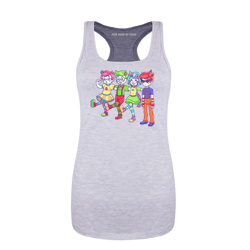 Dancing Tricksters Women's Tank Top