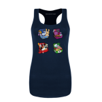 Happy Lunch Time! Women's Tank Top