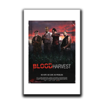 Blood Harvest Art Print