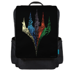 Magic Crest Backpack Flap