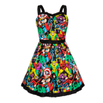 Avengers Sweetheart Dress