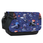 Mass Effect Minis Sublimated Messenger Flap