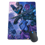 Under Fire: Andromeda Mousepad