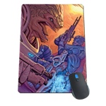 Under Fire: Milky Way Mousepad