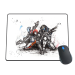7 Virtues of Samurai Mousepad