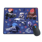 Mass Effect Minis Mousepad