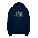 7 Virtues of Samurai Pullover Hoodie
