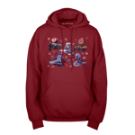 Mass Effect Minis Pullover Hoodies