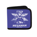 MEGAMAN GAME START! Canvas Wallet