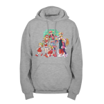 Rolling Out Support Pullover Hoodie
