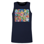 Mega (mixed) Man! Men's Tank Top