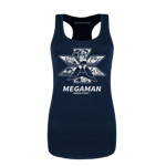 MEGAMAN GAME START! Women's Tank Top