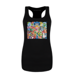 Mega (mixed) Man! Women's Tank Top