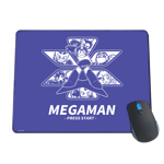 MEGAMAN GAME START! Mousepad