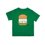 Cat Burger Toddler
