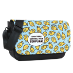 Tempura Pattern Sublimated Messenger Flap