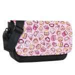 Cat Food Sublimated Messenger Flap