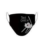 Self Care Cat Mask