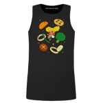 Veggie Tempura Men's Tank Top