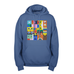 Every Day, All The Time Pullover Hoodie