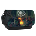 Bonfire Sublimated Messenger Flap
