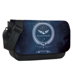 New Lunar Republic Emblem Sublimated Messenger Flap