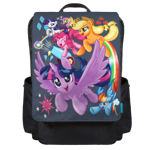 Power of Friendship Backpack Flap
