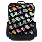Pixel Pony Backpack Flap