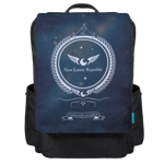New Lunar Republic Emblem Backpack Flap