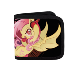 My Little Pony Flutterbat Rock Canvas Wallet