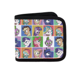The Neighdy Bunch Canvas Wallet