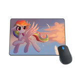 Dash on Dusk Mousepad