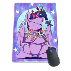 So Many Friends Mousepad