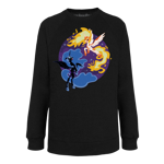 Night and Day Pullover Sweatshirt