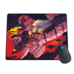 Death Journey Mousepad