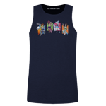 Healer Ladies Men's Tank Top