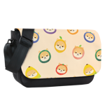 Fruithead Shiba Toss Sublimated Messenger Flap