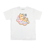 Pink Donut Youth Tee