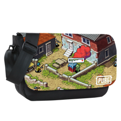 Incident at Severny Sublimated Messenger Flap