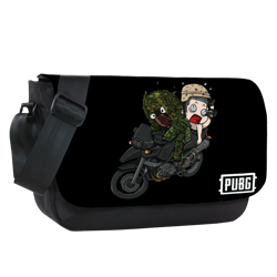 Hang On Tight Sublimated Messenger Flap