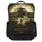 Military Base Backpack Flap