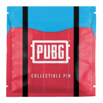 PUBG Blind Bag Cat Pins