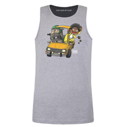 Wild Card Men's Tank Top
