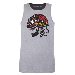 Last Alive Men's Tank Top