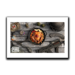 Dinner on the Battlegrounds Art Print