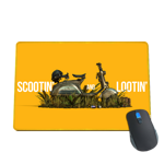 Scootin' and Lootin' Mousepad