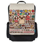 Adventure Pack Puglie Backpack Flap