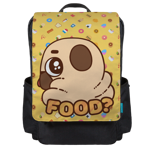 Food? Backpack Flap