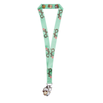 Puglie Lanyard with Charm