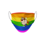 Pride Puglie - Small Mask